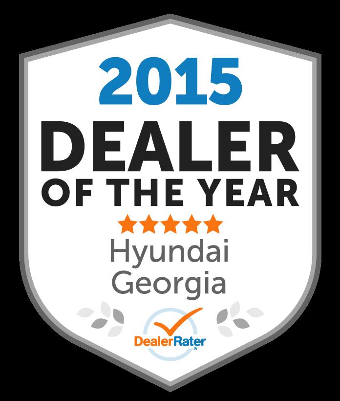 Rick Case Hyundai Roswell Awards. Awards