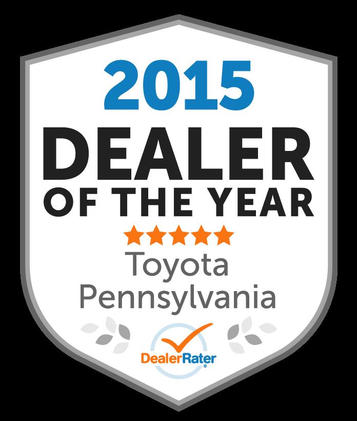 Freedom Toyota Awards. Awards