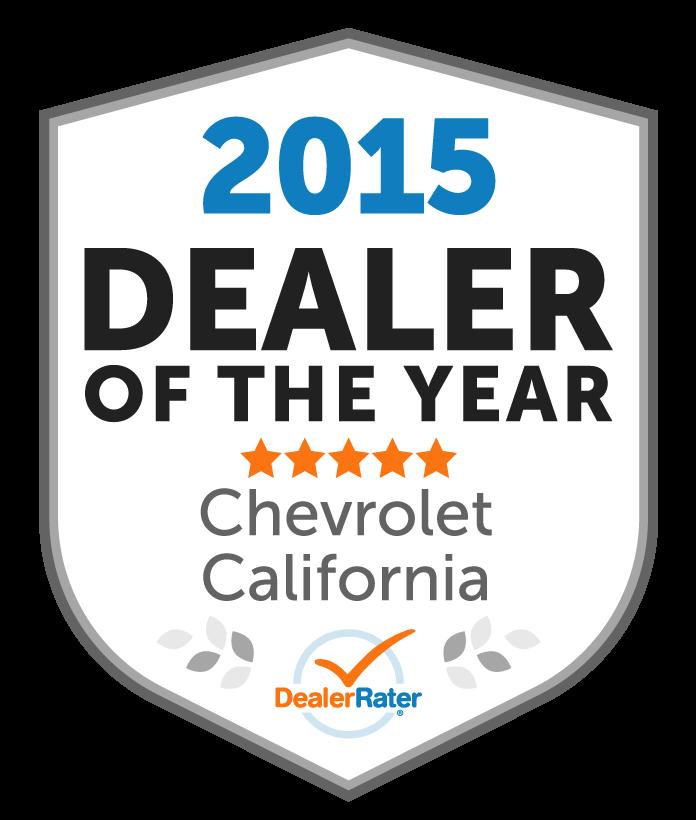 Paradise Chevrolet Cadillac Awards. Awards