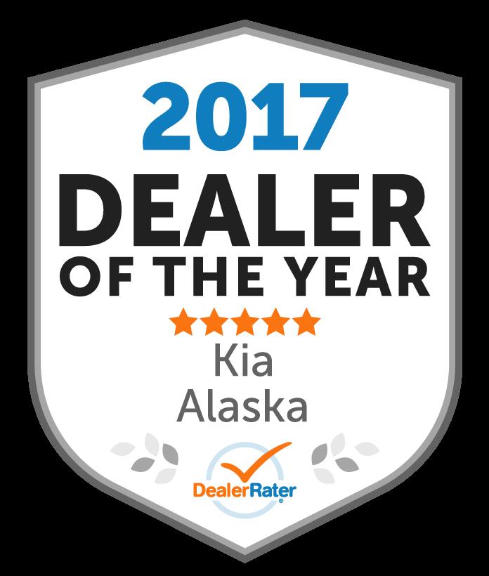Lithia Kia Of Anchorage Awards. Awards