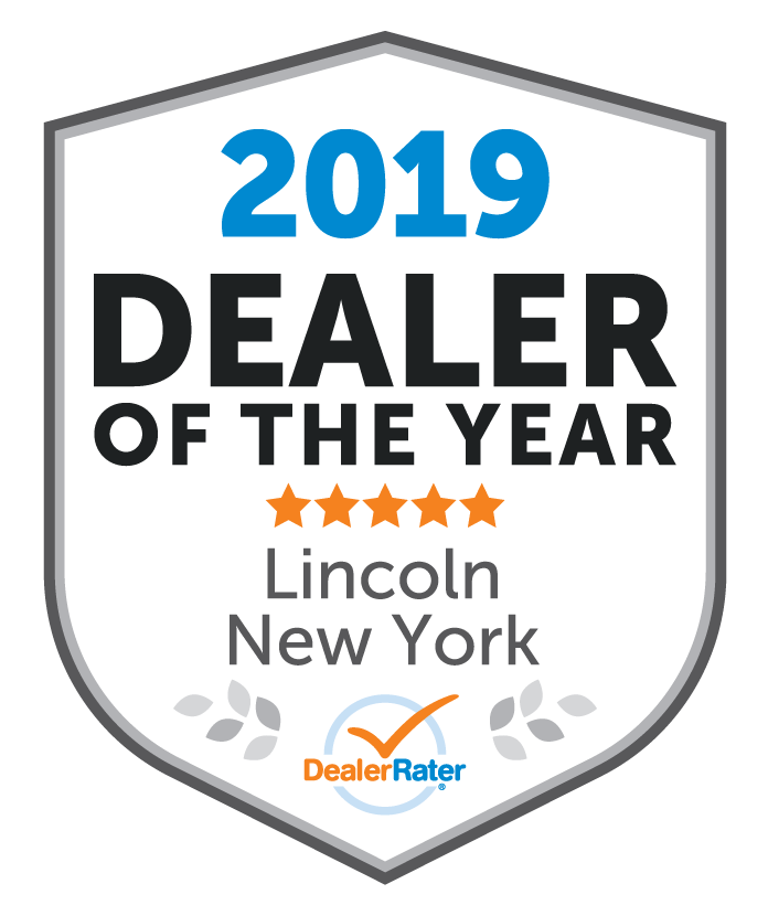 DealerRater 2019 Dealer of the Year Award