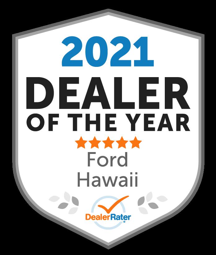 Dealerrater Award Badge