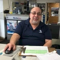 Joe Rivarola at Newins Bay Shore Ford - Service Center