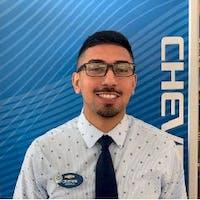 Cristian Beltran at Nimnicht Chevrolet