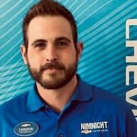 Cameron Morgan at Nimnicht Chevrolet
