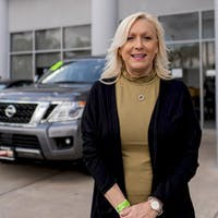Judy  Gregorios  at Buena Park Nissan