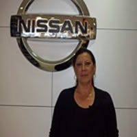 Zully Arellano at Nissan of Queens