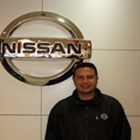 Jorge Lucero at Nissan of Queens