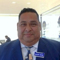 Moses Rojas at Norm Reeves Honda Superstore Cerritos