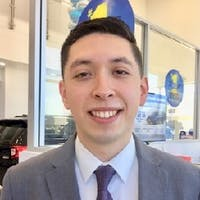Emilio Diaz at Norm Reeves Honda Superstore Cerritos