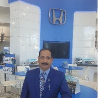 Shawn Shahnawaz at Norm Reeves Honda Superstore Cerritos