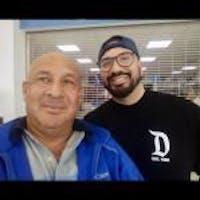 Diego Cruz at Norm Reeves Honda Superstore Cerritos