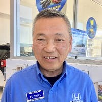 Ty Trieu at Norm Reeves Honda Superstore Cerritos