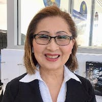 Susanna Yim at Norm Reeves Honda Superstore Cerritos