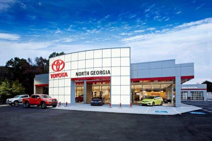 North Georgia Toyota, Dalton, GA, 30721