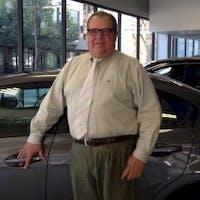John Tillotson at Northbrook Toyota