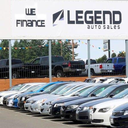 Legend Auto Sales Inc, Burien, WA, 98168