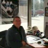 Bob Waite at North End Subaru