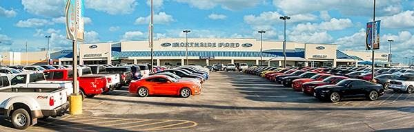 Northside Ford, San Antonio, TX, 78216