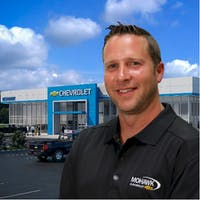 Greg Rivers at Mohawk Chevrolet - Service Center