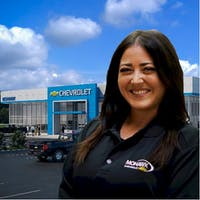 Andreana Bannon at Mohawk Chevrolet
