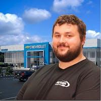 Brandon  Winnie at Mohawk Chevrolet - Service Center