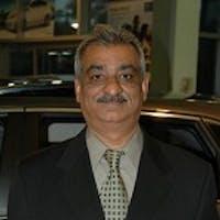 Zubair Karim at Oakbrook Toyota In Westmont