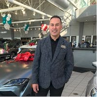 Maher Belkaid at Oakbrook Toyota In Westmont