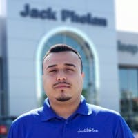 Jonathan Castellanos at Jack Phelan Chrysler Dodge Jeep RAM