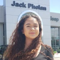 Sharon  Romero at Jack Phelan Chrysler Dodge Jeep RAM