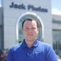 Israel  Flores at Jack Phelan Chrysler Dodge Jeep RAM