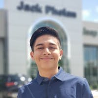 Luis  Villanueva  at Jack Phelan Chrysler Dodge Jeep RAM