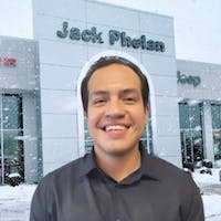 Reymundo Romero at Jack Phelan Chrysler Dodge Jeep RAM