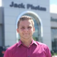 Nikodem Zaremba at Jack Phelan Chrysler Dodge Jeep RAM