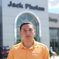 Ryan Castaneda  at Jack Phelan Chrysler Dodge Jeep RAM