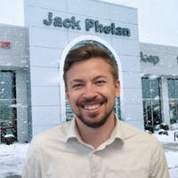 James Beaupied at Jack Phelan Chrysler Dodge Jeep RAM