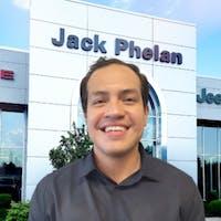 Reymundo Romero at Jack Phelan Chrysler Dodge Jeep RAM