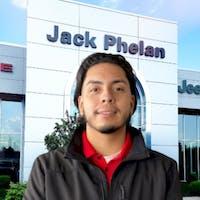 Jorge Rios at Jack Phelan Chrysler Dodge Jeep RAM