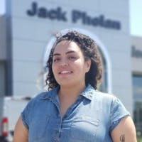 Jezabel  Galvan at Jack Phelan Chrysler Dodge Jeep RAM