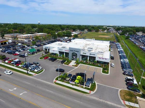 Jack Phelan Chrysler Dodge Jeep RAM, Countryside, IL, 60525