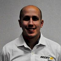 Jake Padgett at Deery Brothers Chrysler Dodge Jeep Ram of Waukee