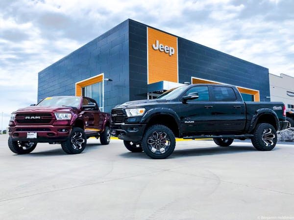 Deery Brothers Chrysler Dodge Jeep Ram of Waukee , Waukee, IA, 50263