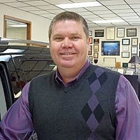 Mark Keyes at Shields Auto Center