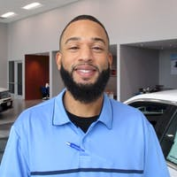 Kyle Johnson at Shields Auto Center