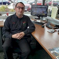 JOSH	 MCCAULEY at Deery of Ames Chrysler Dodge Jeep Ram
