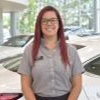 Alexis  McDonald at Erin Park Lexus