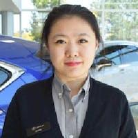 Jessie  Yang at Erin Park Lexus - Service Centre