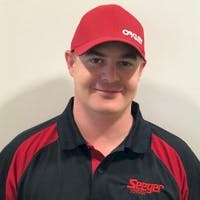 Cory King at Seeger Toyota of St Robert - Service Center