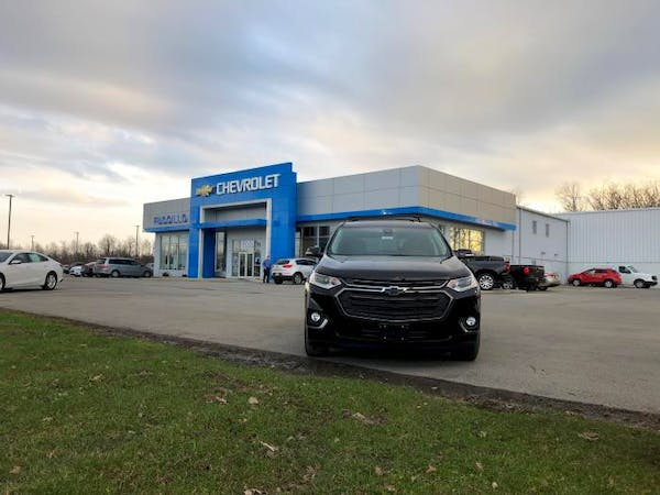Fuccillo Chevrolet of Grand Island, Grand Island, NY, 14072