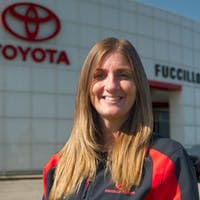 Nicole Maier at Fuccillo Toyota of Grand Island
